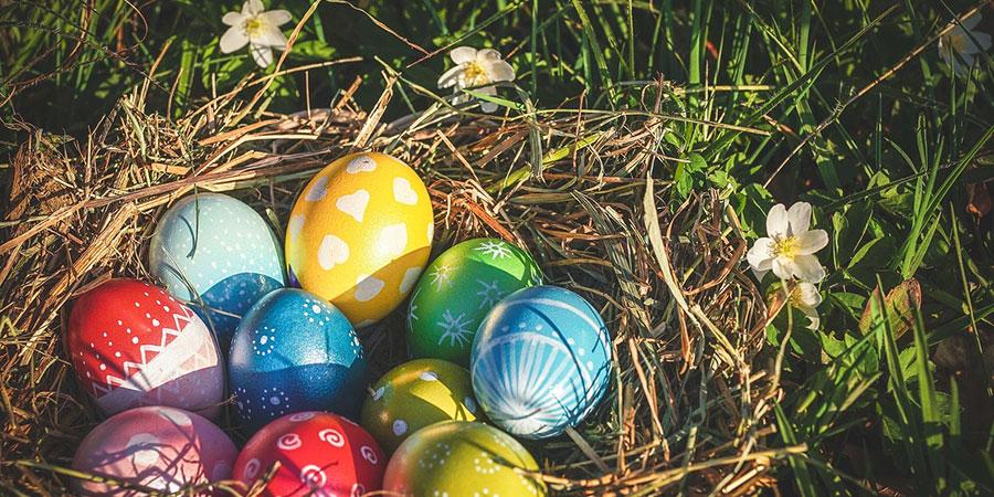 Conoce el orígen de los Huevos de Pascua
